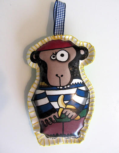 Terror Monkey pirate - guirlande de pirates