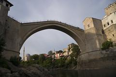 256 - Mostar - Puente viejo (Stari Most)