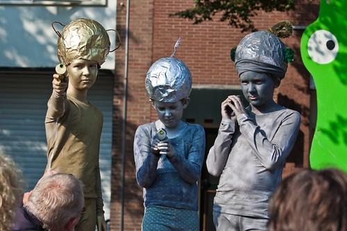 World Statues Festival 2011, Arnhem