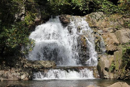 waterfall pennsylvania carboncounty hickoryrunstatepark