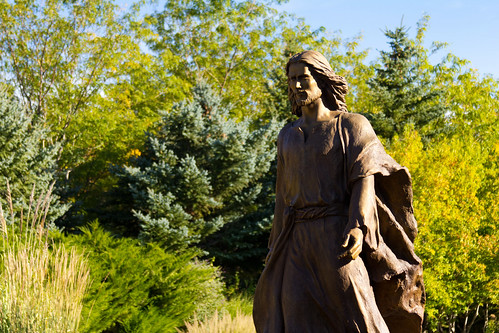 park sculpture usa art monument face statue bronze garden utah ut christ jesus christian collection lds lightoftheworld lehi newtestament 2011 thanksgivingpoint angelajohnson