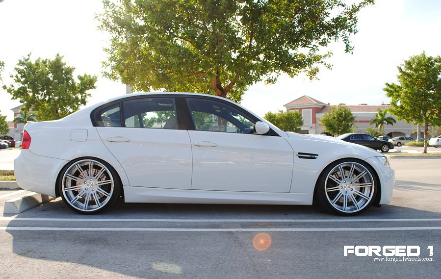 20 Quot Wheels Look To Big On E90