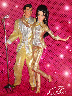 Barbie Loves Elvis...