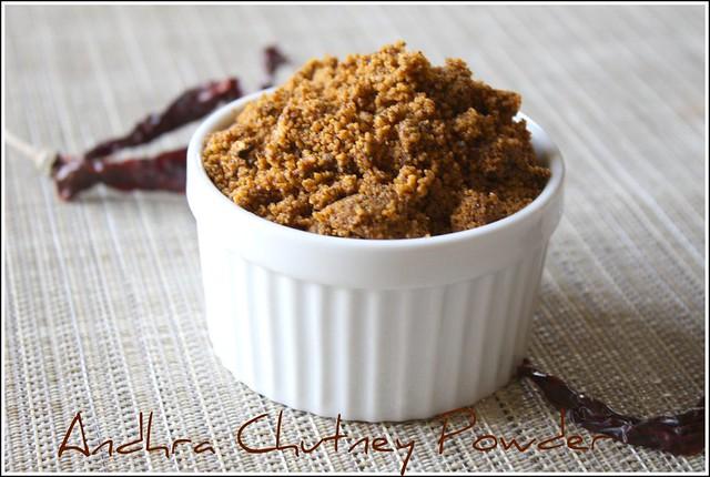 Andhra Chutney Powder
