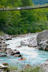 Blue waters: A previous FlowFree Slovenia Trip