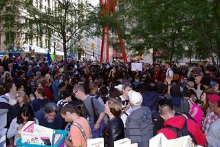 Day 20 Occupy Wall Street October 5 2011 Shankbone 5