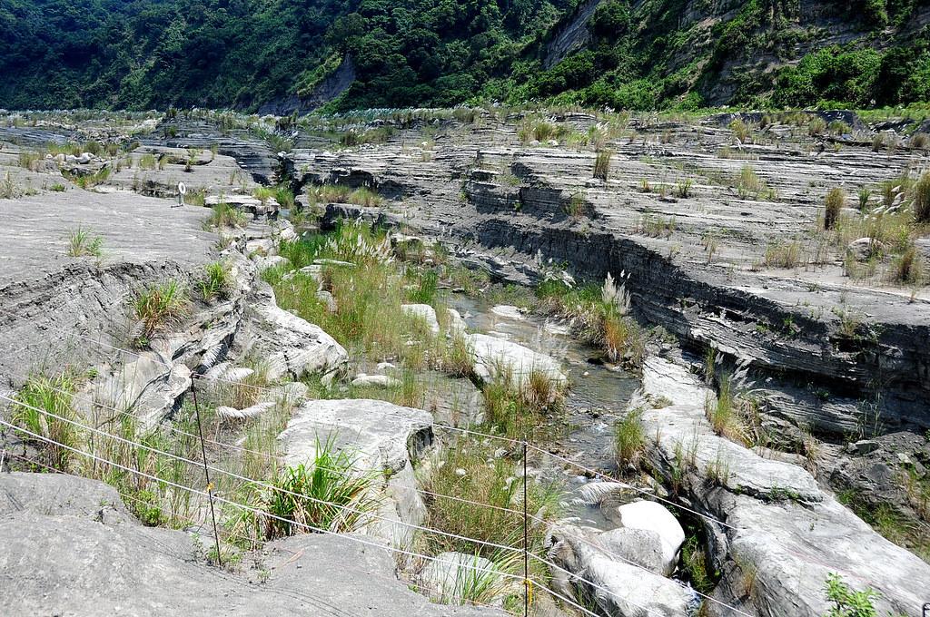苗栗卓蘭大峽谷