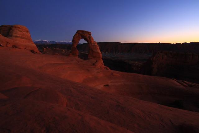 Delicate Arche (USA)