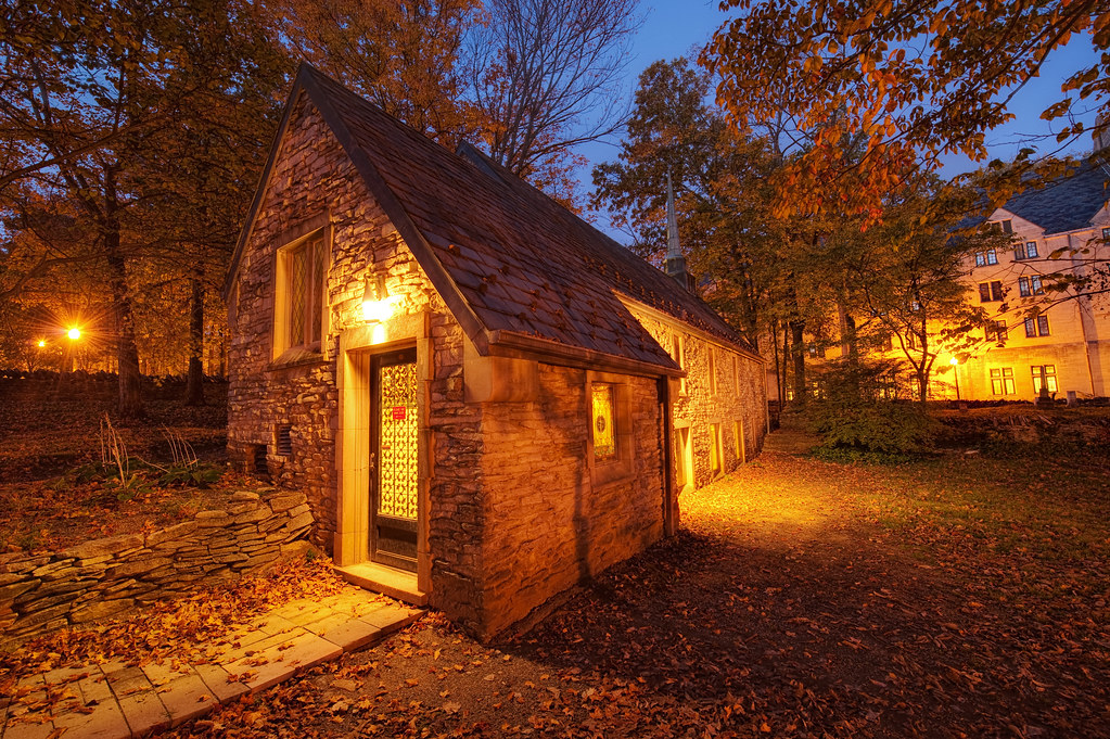 Beck Chapel, Indiana University, Bloomington