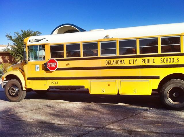 Field trip bus! from Flickr via Wylio
