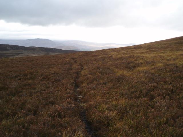 P49 Path N of Sron na Gaoithe