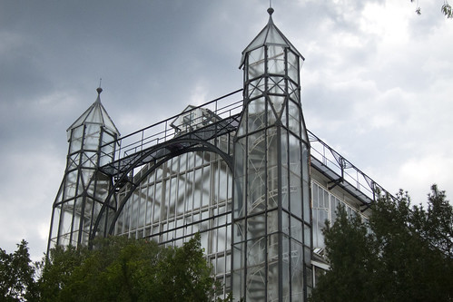 Berlin greenhouse