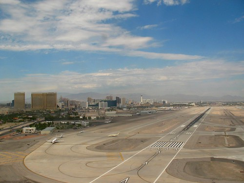 McCarren International Airport [LAS]