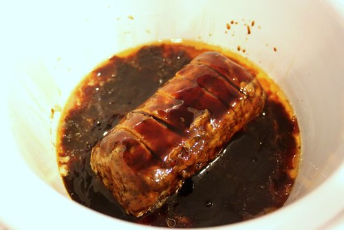 Crock Pot Balsamic Pork Loin