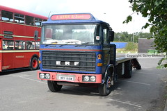 Preserved Trucks - ERF