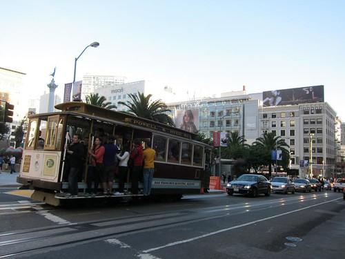 cable car' Powell, Street San, Francisco IMG_7864