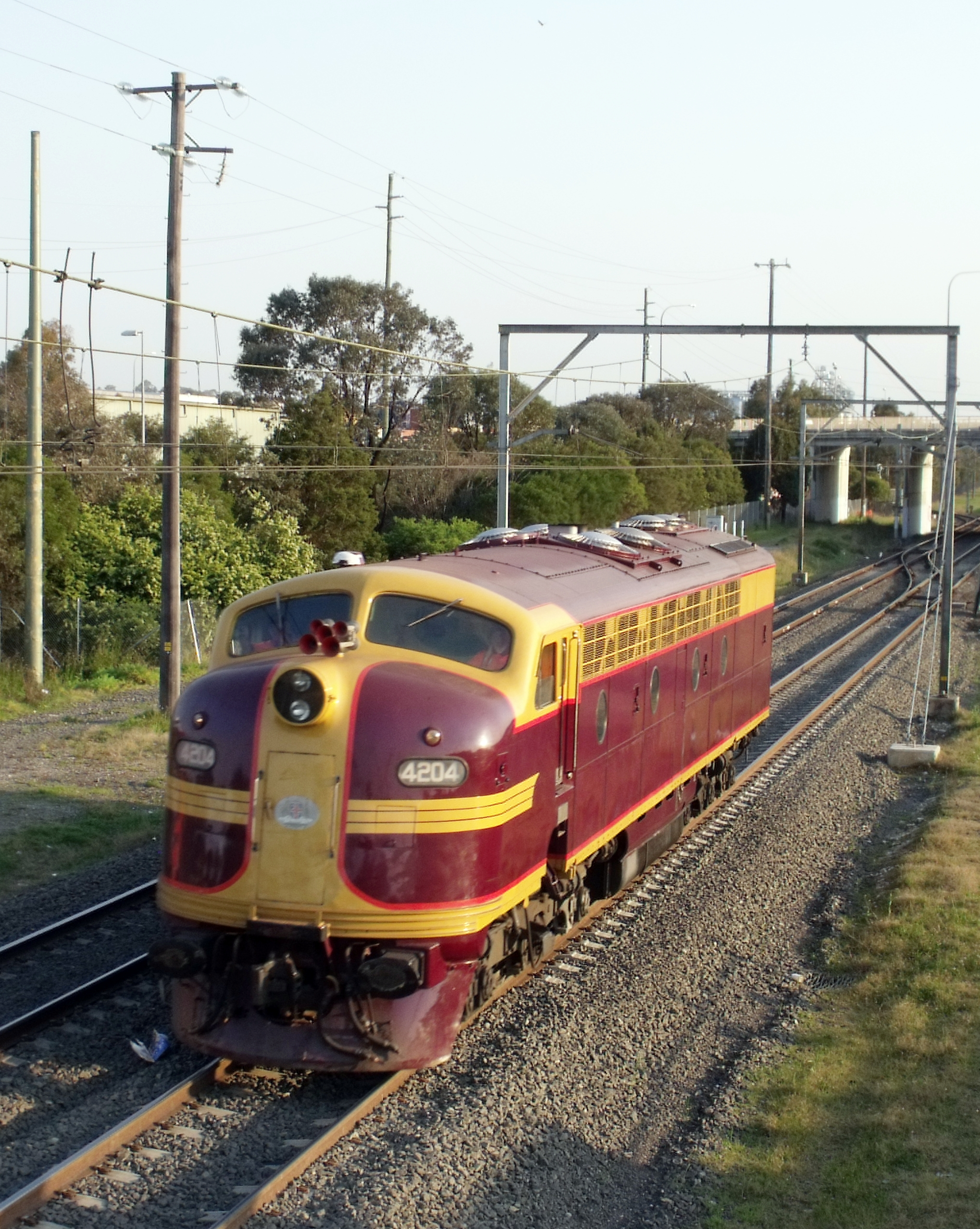 4204 at Minto on 8D80 by Anthony
