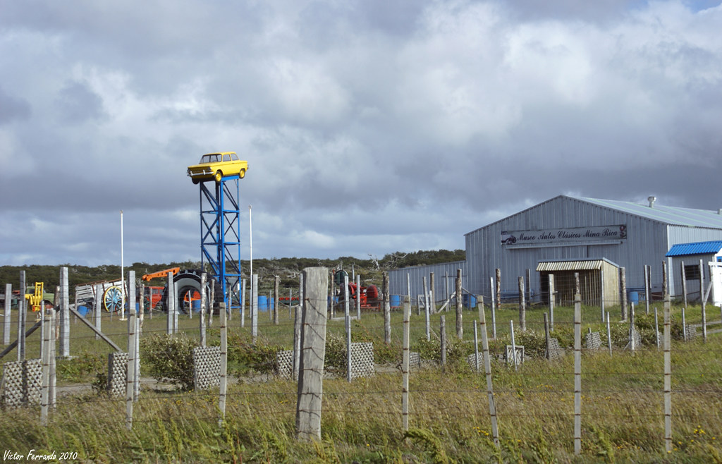 Punta Arenas - Patagonia Chilena - Chile