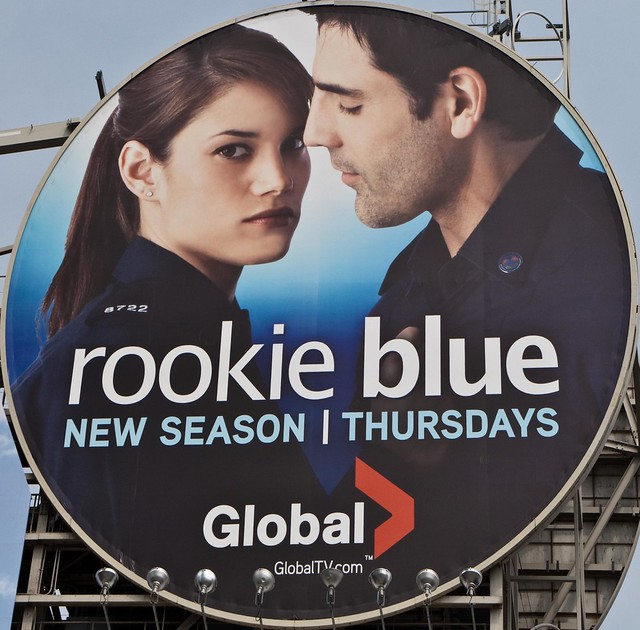 Rookie Blue Definition/meaning