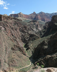Grand Canyon National Park: Bright Angel Trail 3300