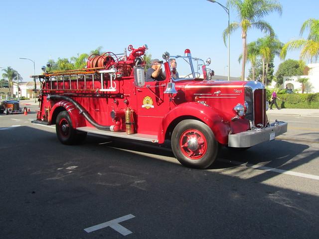 Old Mack Fire Trucks : Mack fire truck flickr photo sharing