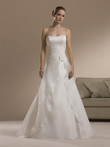 A Line Wedding Dress Flickr Photo Sharing