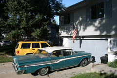 My Edsel and Jeep
