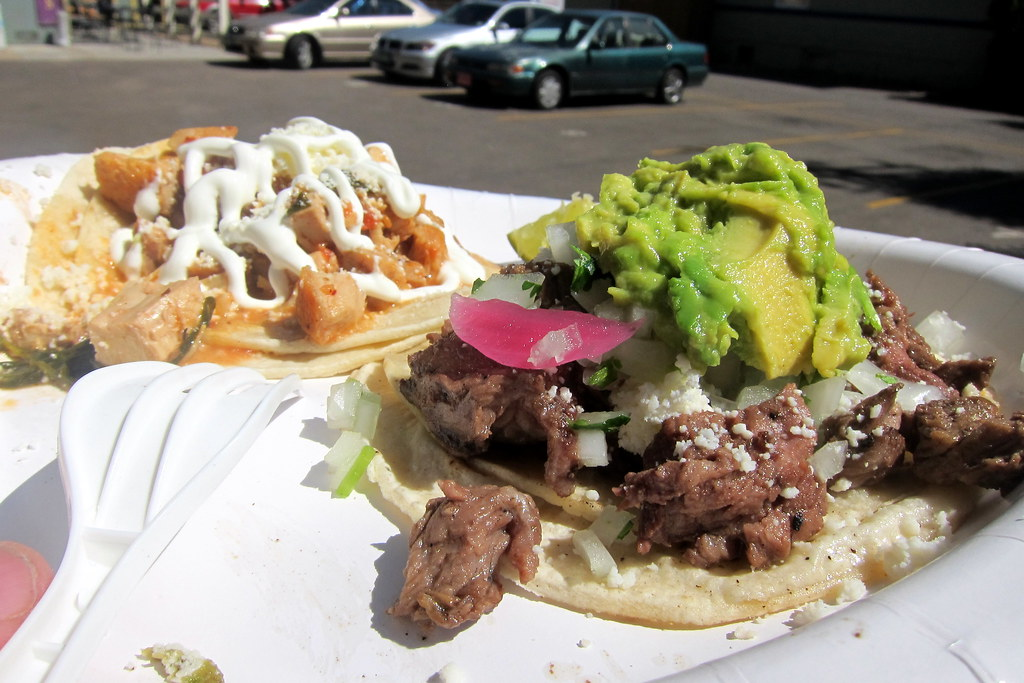 Pearl Street Farmers Market Denver Food Trucks
