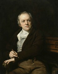 William Blake, 1807, by Thomas Phillips