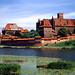 Zamek krzyżacki w Malborku, Malbork (Malbork Castle, Malbork) by black hole48