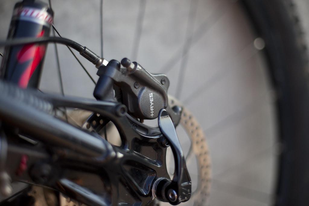 Specialized Epic Mountain Bike - Hayes HFX 9 XC Disc Brake Hydraulic