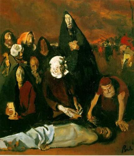 Baba, Corneliu (1906-1997) - Fear