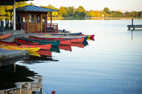 276:365 Dow's Lake