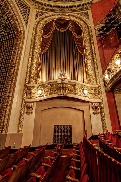 Inside the Pabst Theater