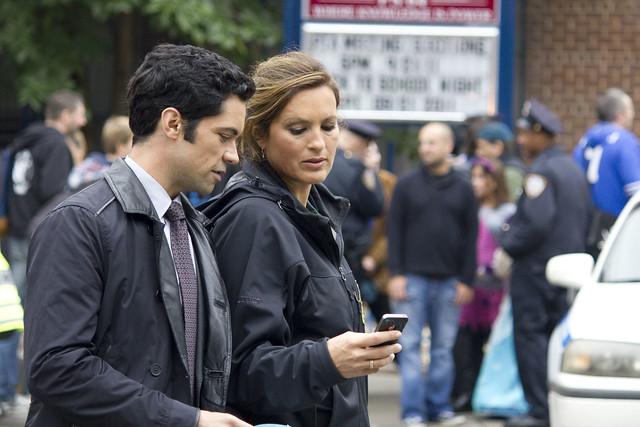 Law and order svu speed dating