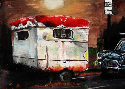 Clairvoyant caravan