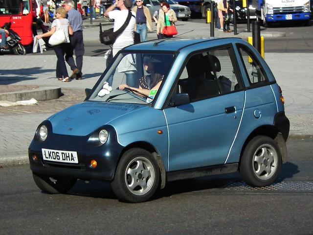 Electric Car Dave Sinclair