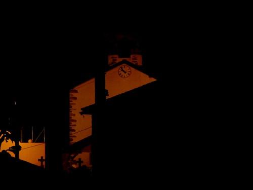 Ombres dans la nuit