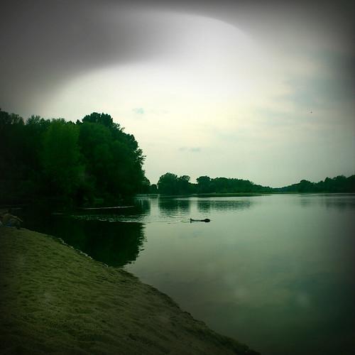 Après-midi en bord de Loire