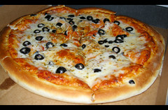 sicilian pizza, pizza cheese, pizza, food, dish, cuisine,