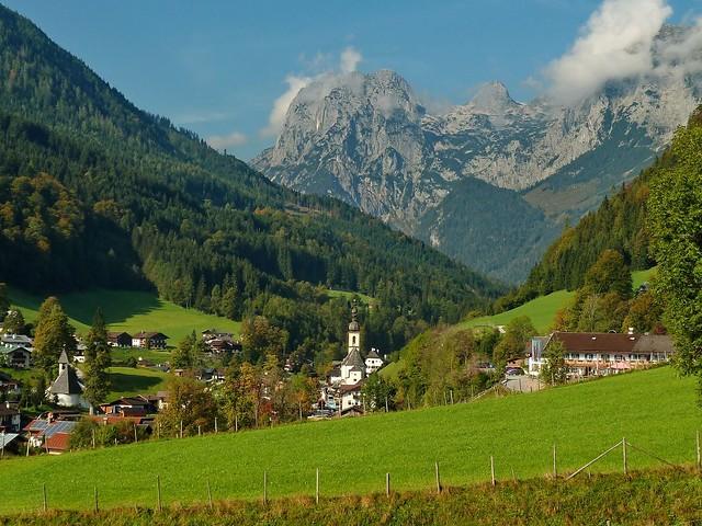 idyllic Bavaria