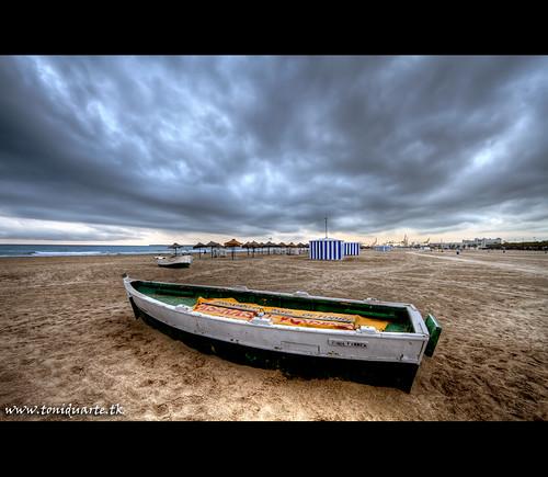 Platja les Arenes,Valencia