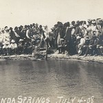 Waconda Springs, Kansas, Springs, Diver, July 4th