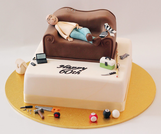 Sleepy Couch Cake Flickr Photo Sharing