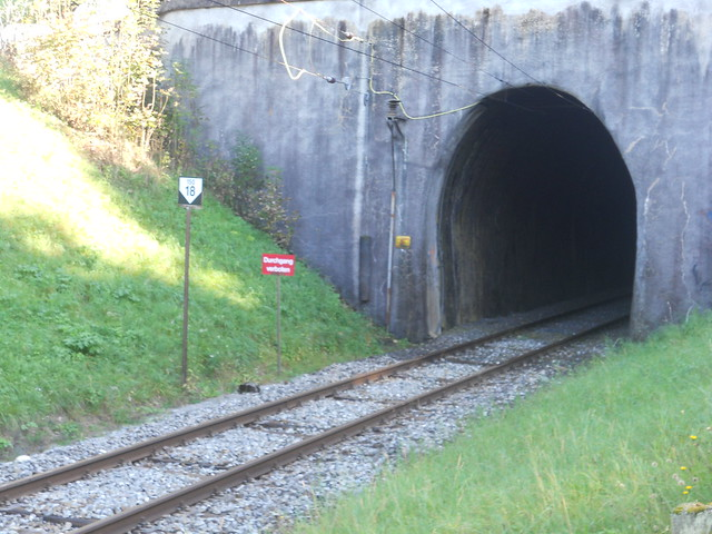 Tunnel bei Sumiswald