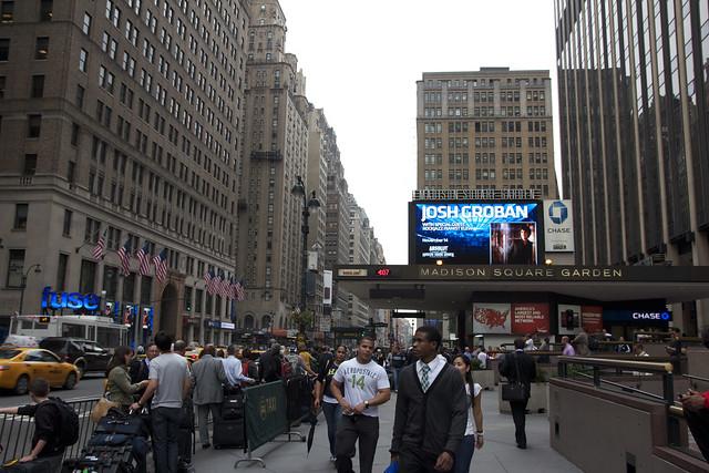 0257 - Madison Square & Pennsilvania Plaza