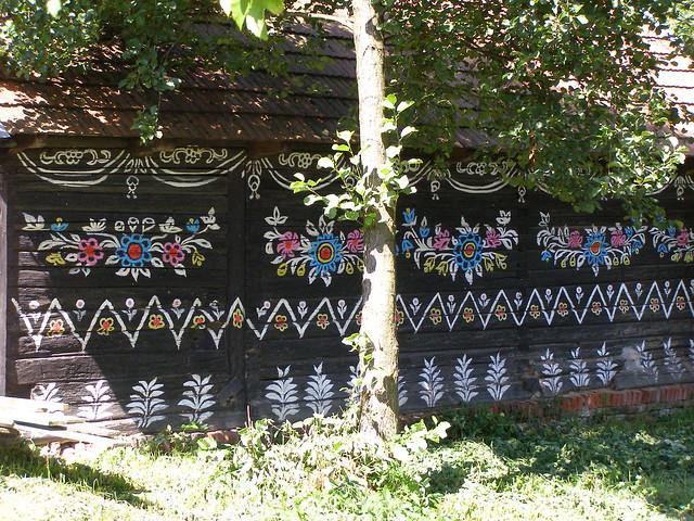 Malowany dom