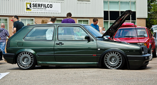 Picx Jade Green Mk2 VW Golf GTI 16v Photos on Pinterest RSSJade Mk2