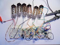 Testing MC34063 PSU