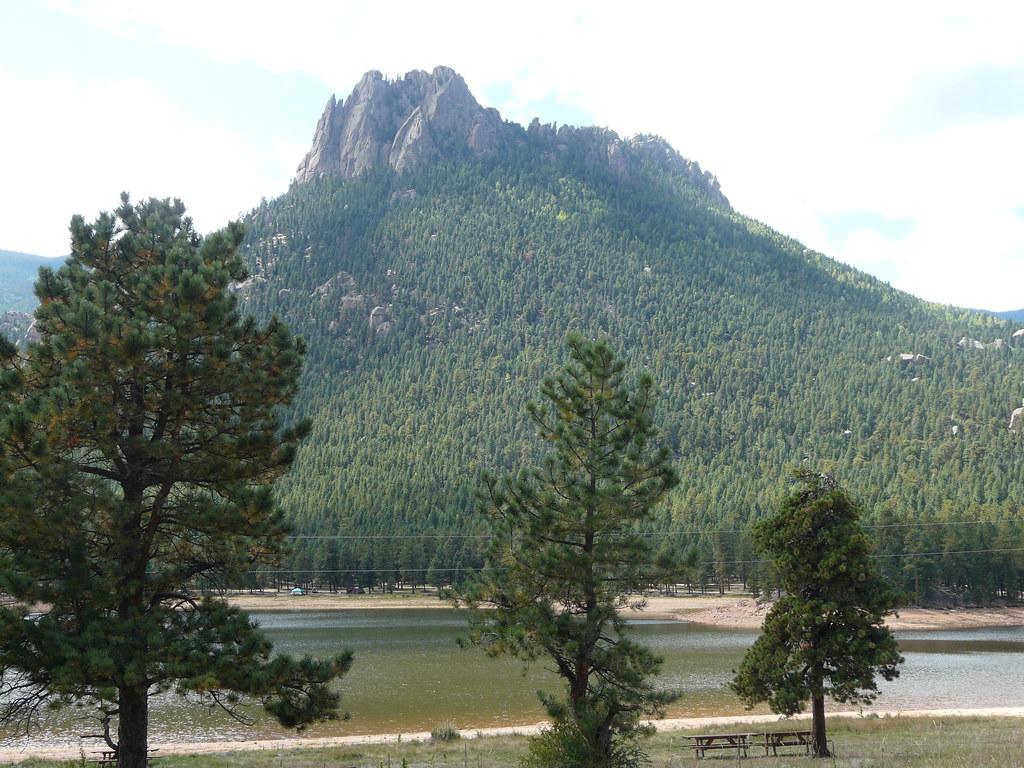 Wellington Dam Colorado Tripcarta